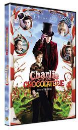 Charlie et la chocolaterie / un film de Tim Burton | Burton, Tim. Metteur en scène ou réalisateur