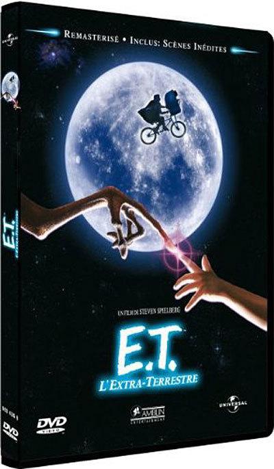 E.T. l'extra-terrestre / un film de Steven Spielberg | Spielberg, Steven. Metteur en scène ou réalisateur