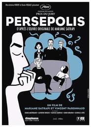 Persepolis / un film de Marjane Satrapi et Vincent Paronnaud | Satrapi, Marjane. Metteur en scène ou réalisateur
