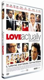 Love actually / un film de Richard Curtis   Curtis, Richard. Metteur en scène ou réalisateur