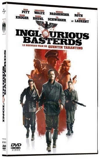 Inglourious basterds / un film de Quentin Tarantino | Tarantino, Quentin. Metteur en scène ou réalisateur