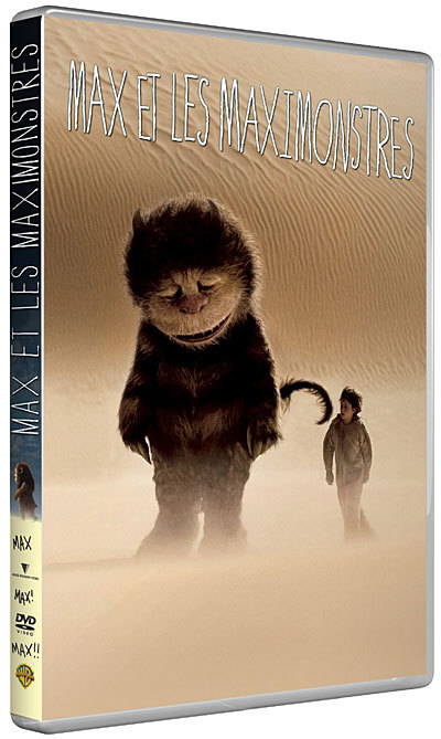 Max et les maximonstres = Where The Wild Things Are / un film d'animation de Spike Jonze | Jonze, Spike. Metteur en scène ou réalisateur