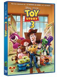 Toy story 3 / un film d'animation de Lee Unkrich des studios Disney Pixar | Unkrich, Lee. Metteur en scène ou réalisateur