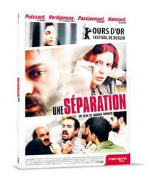 Une Séparation / un film de Asghar Farhadi   Farhadi, Asghar. Metteur en scène ou réalisateur