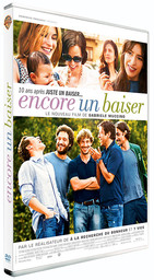 Encore un baiser / un film de Gabriele Muccino | Muccino, Gabriele. Metteur en scène ou réalisateur