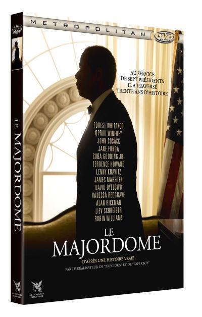 Le Majordome / un film de Lee Daniels | Daniels, Lee. Metteur en scène ou réalisateur