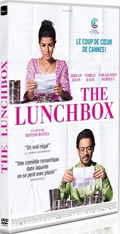 Lunchbox (The) / un film de Ritesh Batra   Batra, Ritesh. Metteur en scène ou réalisateur