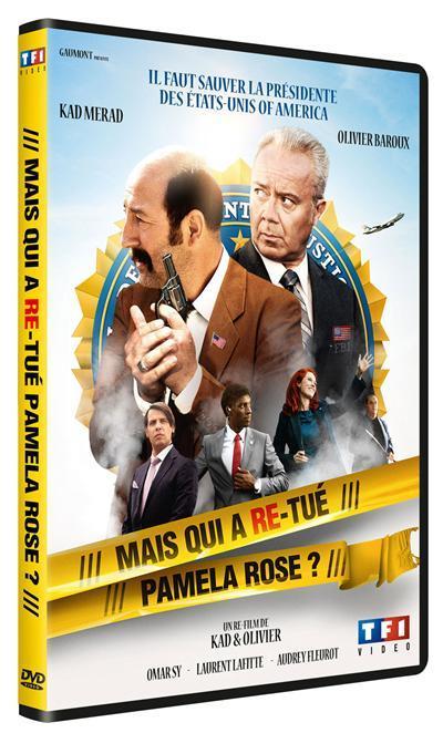 Mais qui a re-tué [retué] Pamela Rose ? / un film de Kad Merad et Olivier Baroux | Merad, Kad. Metteur en scène ou réalisateur