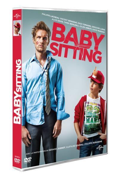 Babysitting [Baby sitting] / un film de Philippe Lacheau et Nicolas Benamou | Lacheau, Philippe. Metteur en scène ou réalisateur