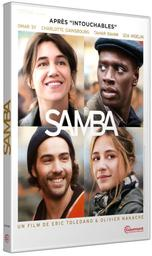 Samba / un film d'Eric Toledano et Olivier Nakache | Toledano, Eric. Metteur en scène ou réalisateur