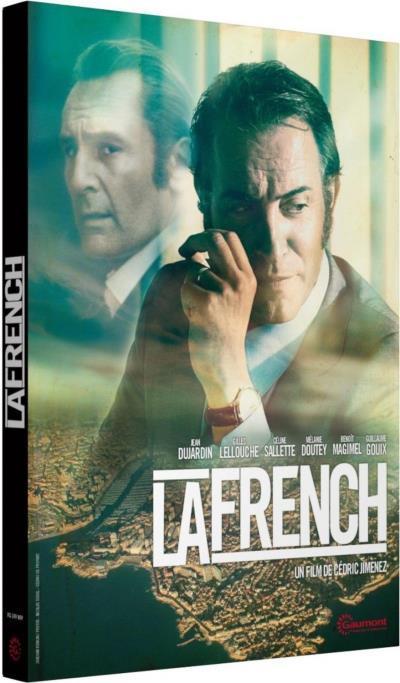 La French / un film de Cédric Jimenez | Jimenez, Cédric. Metteur en scène ou réalisateur