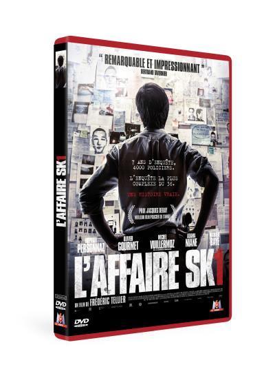 L' Affaire SK1 / un film de Frédéric Tellier   Tellier, Frédéric. Metteur en scène ou réalisateur