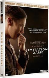 Imitation game / un film de Morten Tyldum | Tyldum, Morten. Metteur en scène ou réalisateur