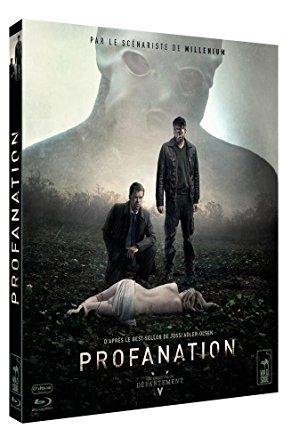 Les Enquêtes du département V : Profanation / un film de Mikkel Norgaard   Norgaard, Mikkel. Metteur en scène ou réalisateur
