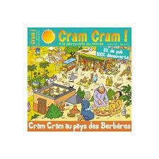 Cram-Cram / dir. publ. Valérie Flouriot | Flouriot, Valérie. Directeur de publication