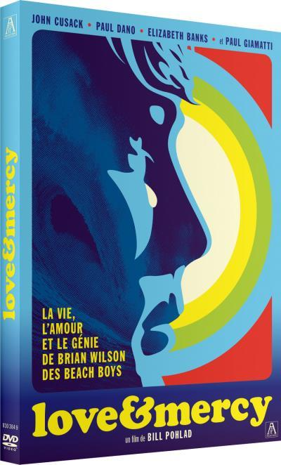 Love & [and] mercy : la vie, l'amour et le génie de Brian Wilson des Beach Boys / un film de Bill Pohlad | Pohlad, Bill. Metteur en scène ou réalisateur