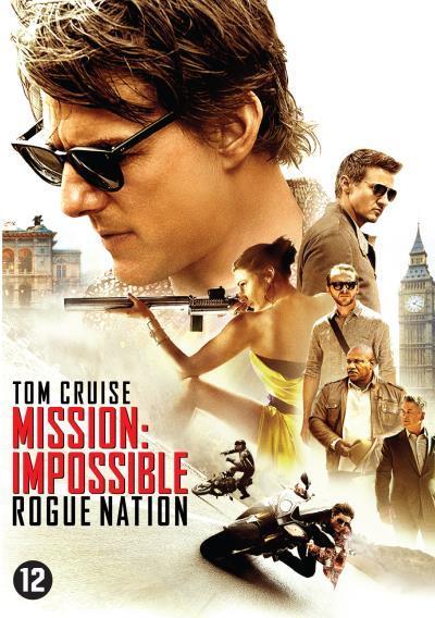 Mission impossible : Rogue nation / un film de Christopher McQuarrie | McQuarrie, Christopher. Metteur en scène ou réalisateur