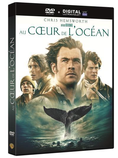 Au coeur de l'océan / un film de Ron Howard   Howard, Ron. Metteur en scène ou réalisateur