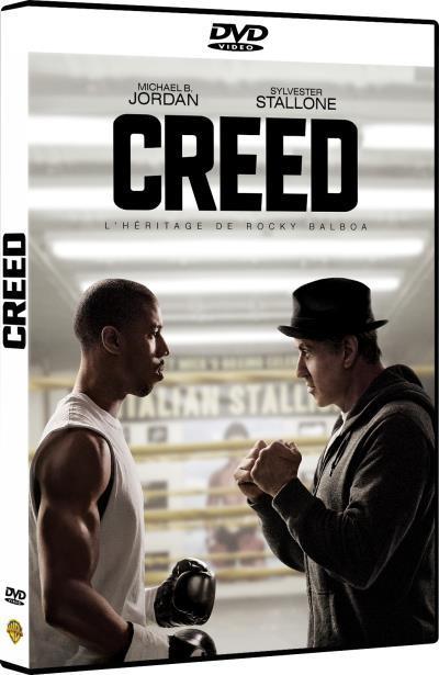 Creed : l'héritage de Rocky Balboa / un film de Ryan Coogler   Coogler, Ryan. Metteur en scène ou réalisateur