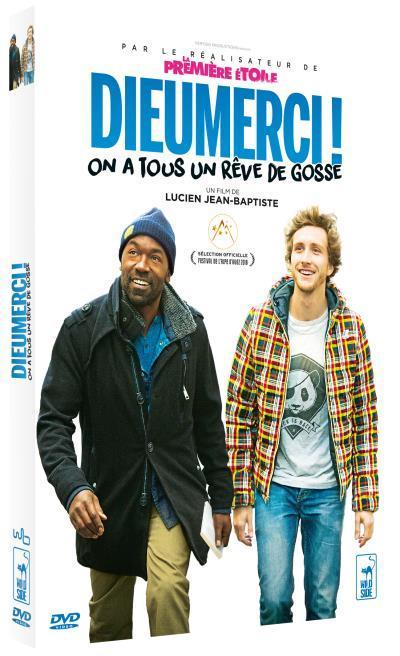 DieuMerci ! [Dieu merci !] / un film de Lucien Jean-Baptiste | Jean-Baptiste, Lucien. Metteur en scène ou réalisateur. Acteur. Scénariste