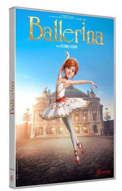 Ballerina / un film d'animation d'Eric Summer et Eric Warin   Summer, Éric. Metteur en scène ou réalisateur. Scénariste