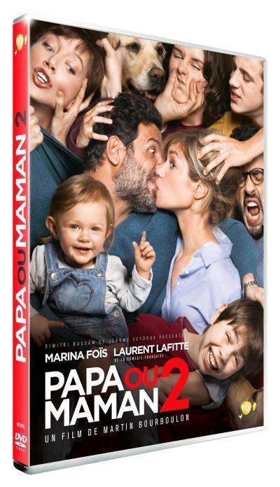 Papa ou maman 2 / un film de Martin Bourboulon | Bourboulon, Martin. Metteur en scène ou réalisateur