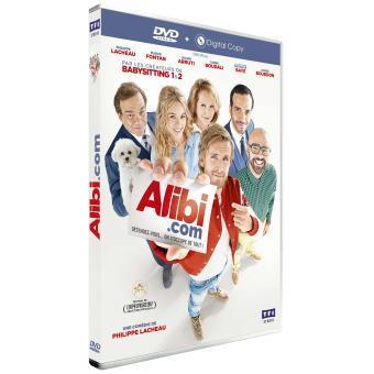 Alibi.com / un film de Philippe Lacheau   Lacheau, Philippe. Metteur en scène ou réalisateur. Acteur