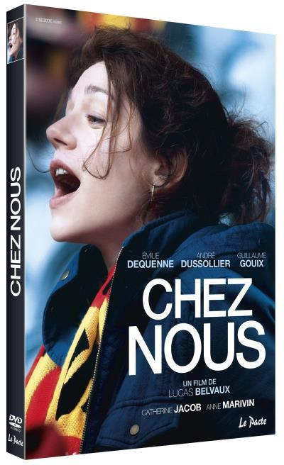 Chez nous / un film de Lucas Belvaux   Belvaux, Lucas (1961-....). Metteur en scène ou réalisateur. Scénariste