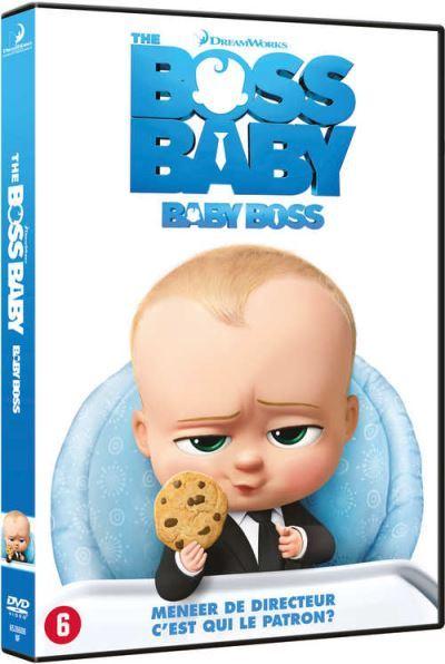 Baby boss / un film d'animation de Tom McGrath | McGrath, Tom (1964-....). Metteur en scène ou réalisateur