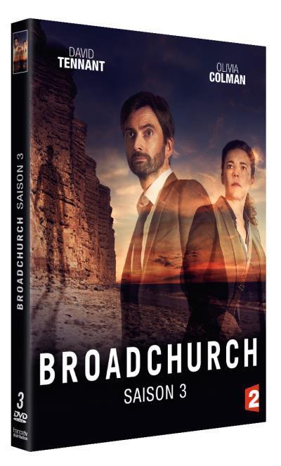 Broadchurch, saison 3 / une série télé créée par Chris Chibnall   Chibnall, Chris. Scénariste