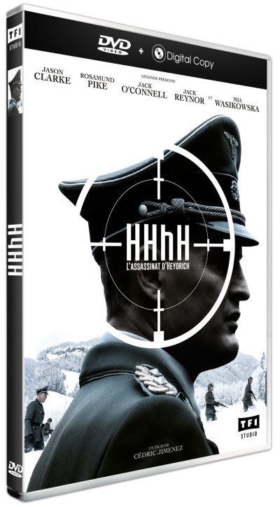HHhH : l'assassinat d'Heydrich / un film de Cédric Jimenez | Jimenez, Cédric. Metteur en scène ou réalisateur
