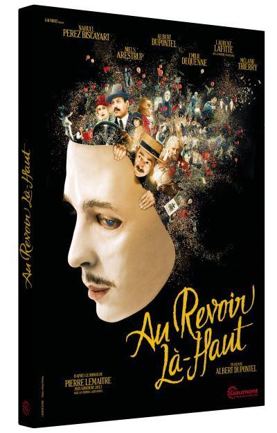 Au revoir là-haut / un film d'Albert Dupontel   Dupontel, Albert (1964-....). Metteur en scène ou réalisateur. Acteur. Scénariste