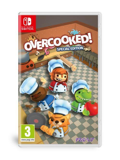 Overcooked ! - Nintendo Switch   