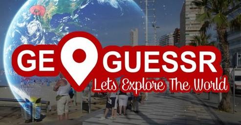 GeoGuessr : Jeu vidéo en ligne = PC  