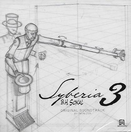 Syberia 3 : original soundtrack / Inon Zur   Inon, Zur. Compositeur