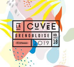Cuvée grenobloise 2019 / Picky Banshees, ens. voc. & instr. | Huissoud, Leïla. Compositeur. Comp., chant, guit.