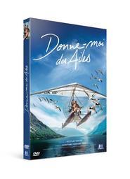 Donne-moi des ailes / un film de Nicolas Vanier | Vanier, Nicolas (1969-....). Metteur en scène ou réalisateur. Scénariste