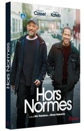 Hors normes / un film d'Eric Toledano et Olivier Nakache   Toledano, Eric. Metteur en scène ou réalisateur. Scénariste