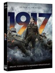 1917 [Mille neuf cent dix sept] [Dix neuf cent dix sept / un film de Sam Mendes | Mendes, Sam (1965-....). Metteur en scène ou réalisateur. Scénariste