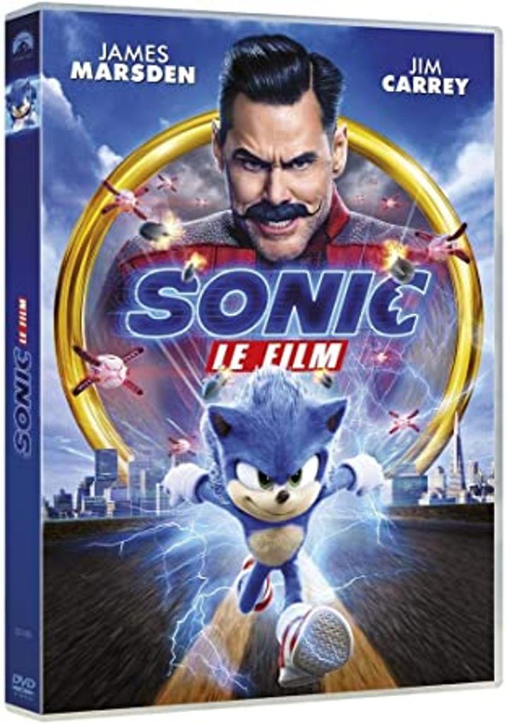 Sonic - Le film / un film de Jeff Fowler |