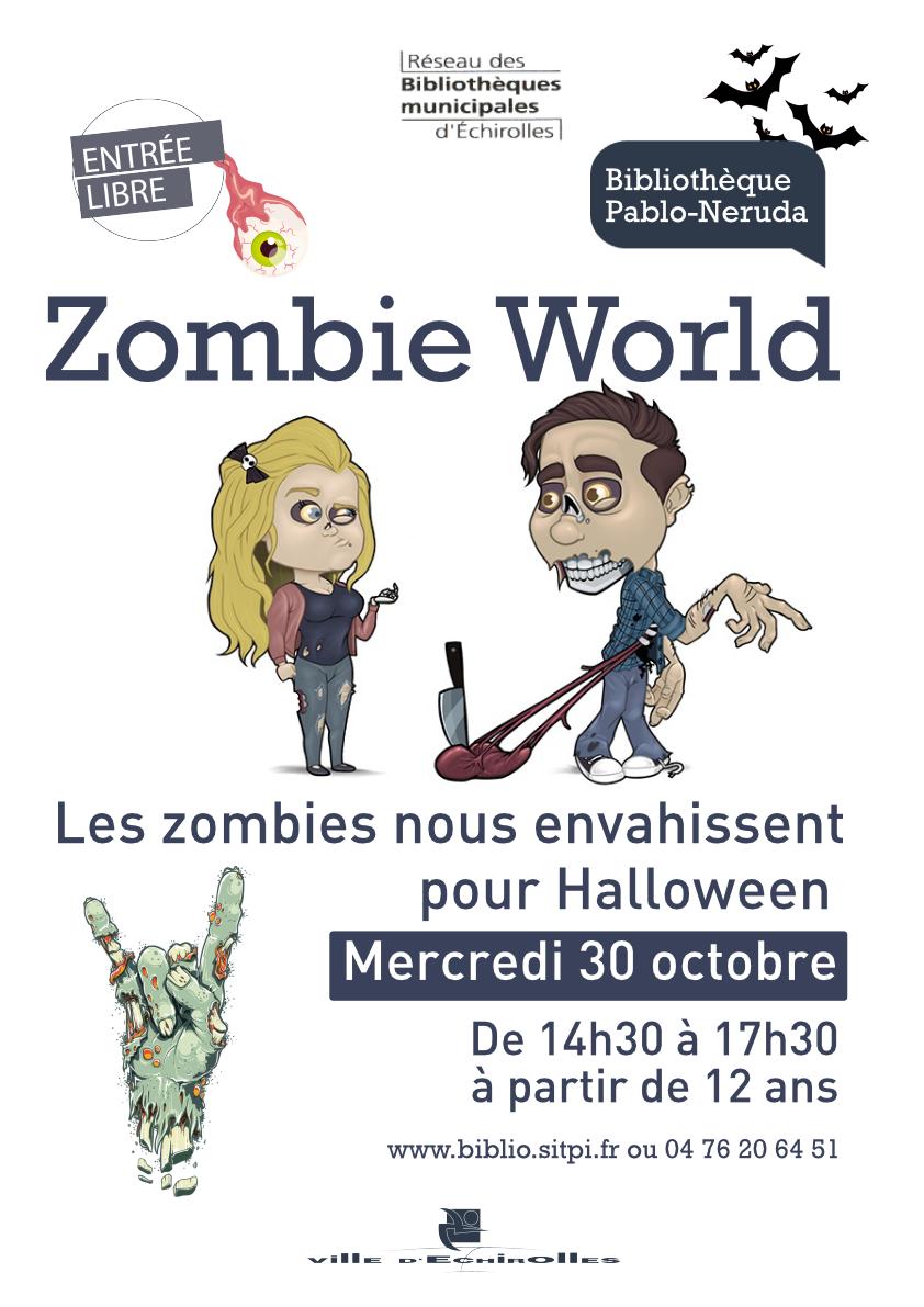 Zombie world |